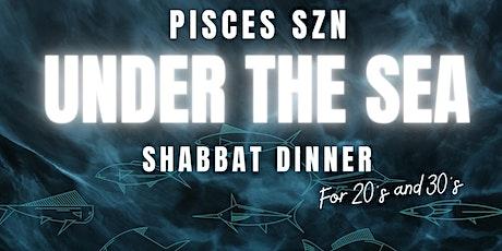 Under The Sea YJP Shabbat Dinner tickets