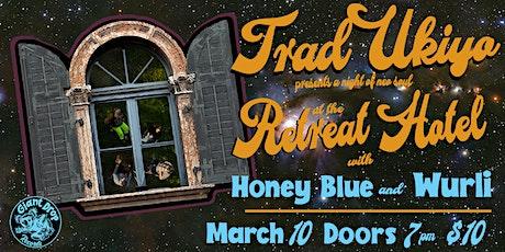 Trad Ukiyo - Live at The Retreat tickets