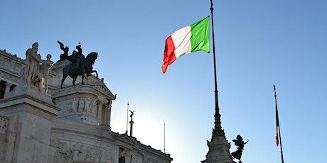 Italian Elementary tickets