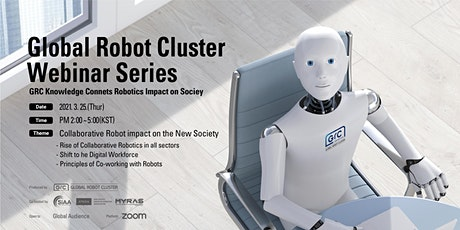 Global Robot Cluster Webinar series tickets