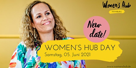 WOMEN'S HUB DAY HAMBURG 5. Juni 2021 Tickets