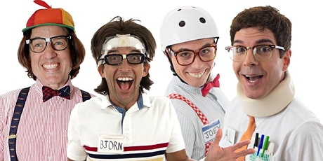 The Spazmatics with LGM Trio at BARge295 tickets