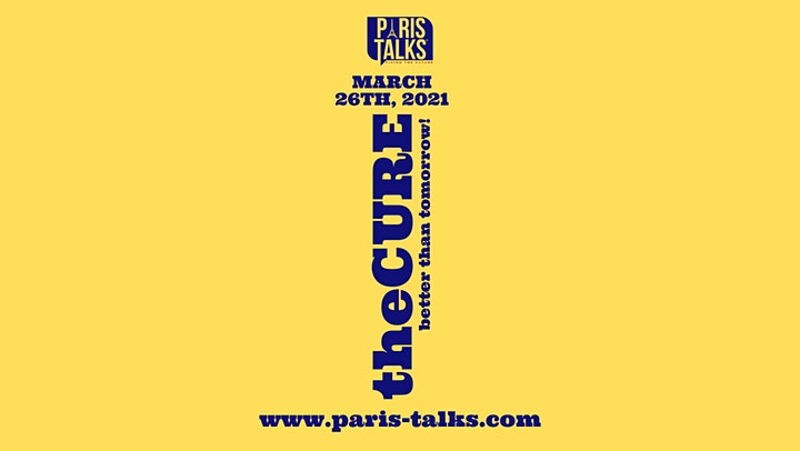 PARIS TALKS: CONFERENCE ON THE FUTURE OF HUMANITY (2021 SPONSORSHIP PLANS) image