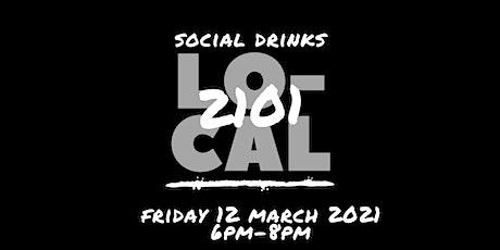 2101 Social Drinks tickets