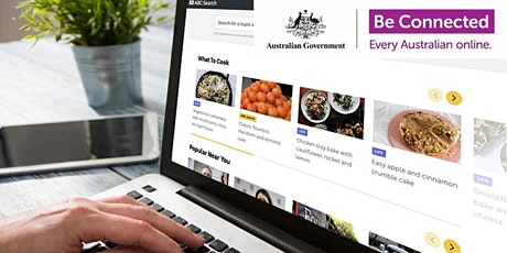 Be Connected - Using search engines @ Karrinyup Library tickets