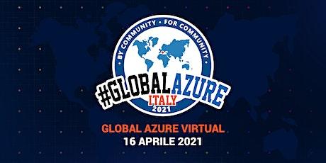 Global Azure Italy 2021 - Virtual biglietti