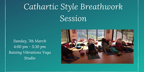 Cathartic Style Breathwork Session tickets