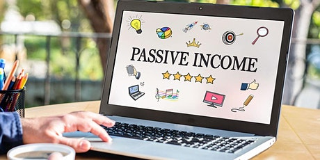 HOW TO BUILD YOUR OWN ONLINE BUSINESS TO ACHIEVE PASSIVE WEALTH tickets