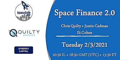 Space-Café TLV: Space Finance 2.0 tickets