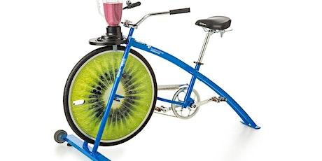 Youth Week: Nutrition workshop & Smoothie Bike tickets