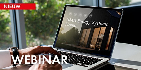 Webinar: SMA Energy System HOME tickets