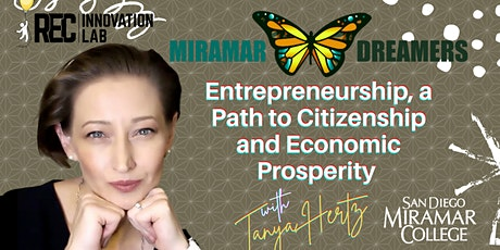 Entrepreneurship, a Path to Citizenship and Economic Prosperity tickets