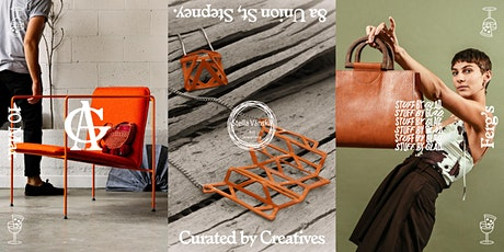 Curated by Creatives - Exhibition at Ferg's Stepney tickets