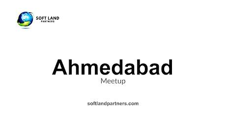 Soft Land Partners: Ahmedabad Meetup tickets
