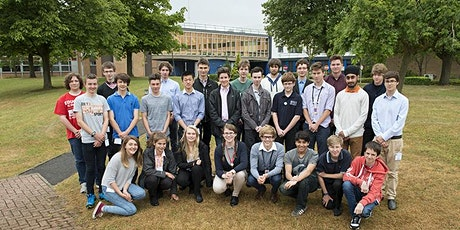 Introduction to work experience at Daresbury Lab & Rutherford Appleton Lab tickets