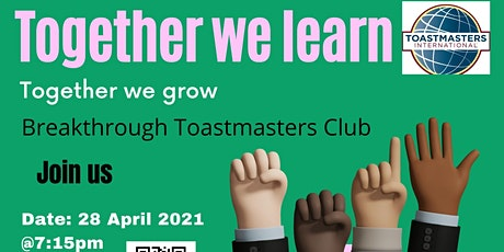 Together We Learn, Together We Grow tickets