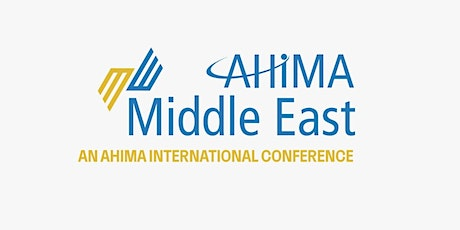 AHIMA Middle East conference tickets