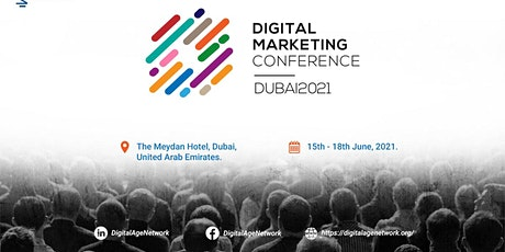Digital Marketing Conference, Dubai tickets