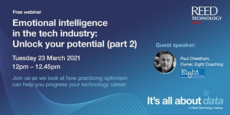 Emotional intelligence in the tech industry: Unlock your potential (part 2) tickets