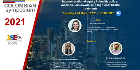Intergenerational equity in health policy tickets