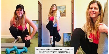 Warm-Up & Stretch-Out  with Katie-Marie tickets