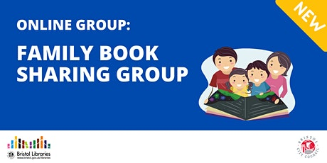 Reading Friends:Family Book Share For 7-11 Year Olds - Bring Your Own Book! tickets