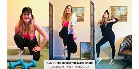 Body-Conditioning with Katie-Marie tickets