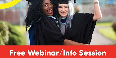 LOOKING FOR THE RIGHT STUDY ABROAD DESTINATION? Join Our Free Webinar tickets
