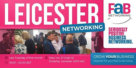 FindaBiz Networking Leicester tickets