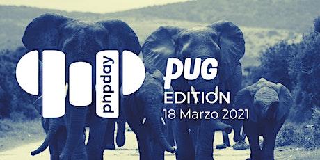 phpday PUG Edition biglietti