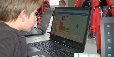 Coderdojo Sint-Laureins - 10/04/2021 tickets