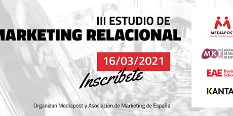 III Estudio de Marketing Relacional boletos