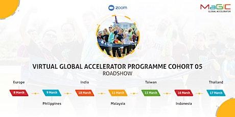 Global Accelerator Programme (GAP) Cohort 05 Virtual Roadshow - Philippines tickets