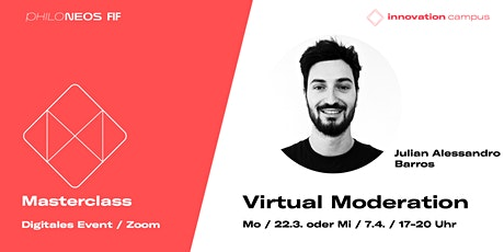 Masterclass: Virtual Moderation Tickets