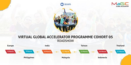 Global Accelerator Programme (GAP) Cohort 05 Virtual Roadshow - Indonesia tickets