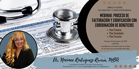 Webinar: Coordinación de Beneficios (Plan Primario-Secundario y Terciario) entradas
