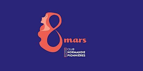 8 Mars : Conférence Journée Internationale des droits des femmes billets