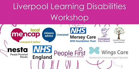 Learning Disabilities Liverpool Workshop tickets