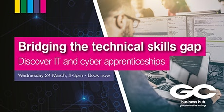 Bridging the technical skills gap: discover IT and cyber apprenticeships tickets