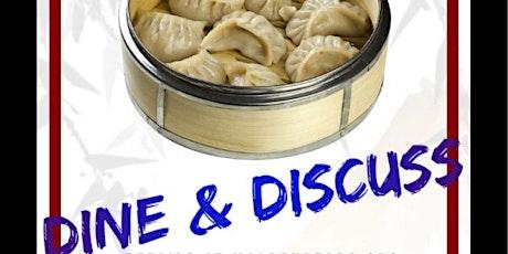Dine + Discuss tickets