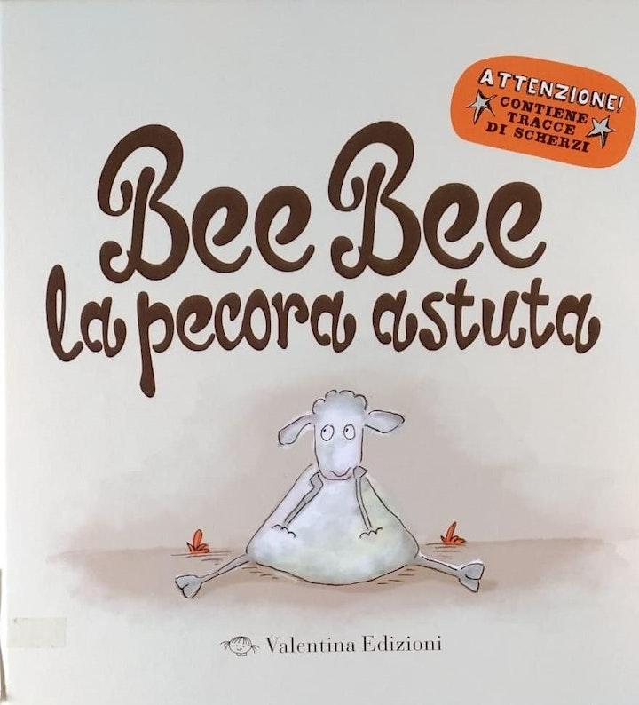 Immagine FIABE A MERENDA - BEE BEE LA PECORA ASTUTA