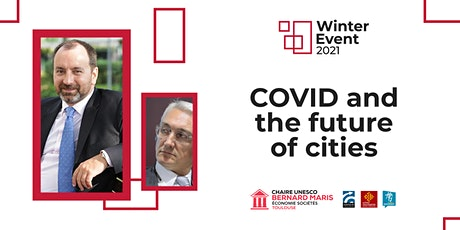 Winter Event 2021 #1 - COVID and the future of cities tickets