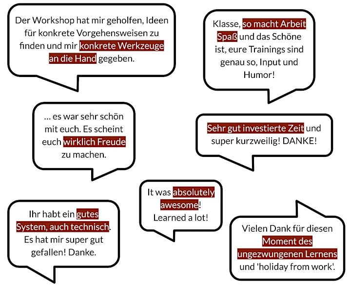 Komplexe Probleme lösen mit LIBERATING STRUCTURES (LS Serie): Bild