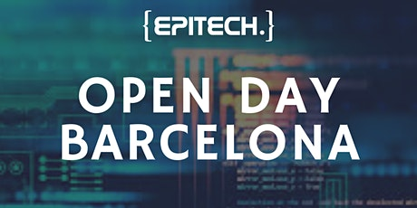 Open Day presencial Epitech Barcelona - 20 Marzo 2021 tickets