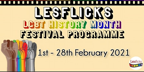 LGBT History Month Short Film Watch Party tickets