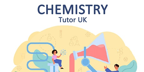 Chemistry GCSE Group Class (Virtual Event) tickets