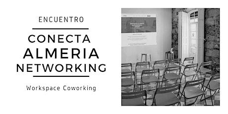 Conecta Almeria Networking entradas