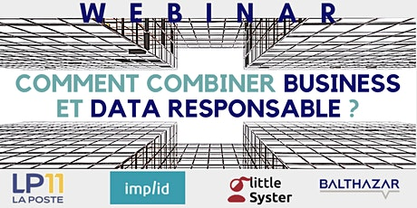 Comment combiner business et data responsable ? tickets
