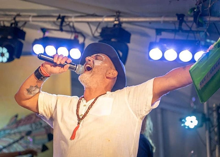 Nick Grivas - Poetry Slam Master image