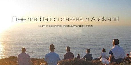 Free Meditation Intensive - Mt Eden/Kingsland tickets